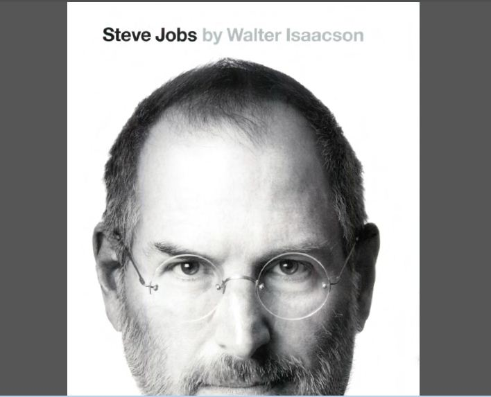 Biography steve book jobs